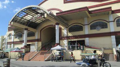 サンタローサパブリックマーケット外観