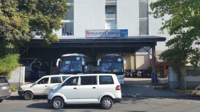 DELA ROSA TRANSITバスターミナル