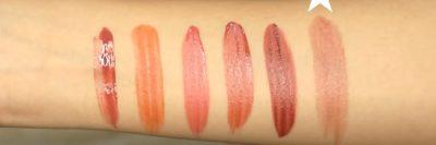 ロレアルパリ Color Riche Luxe Leather Lipstickの色