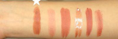 メイベリン・POWDER MATTE LIPSTICKS BY COLOR SENSATIONALの色