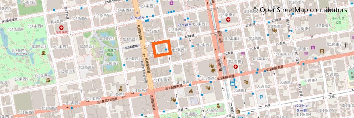 HGLフィリピン留学センターの地図