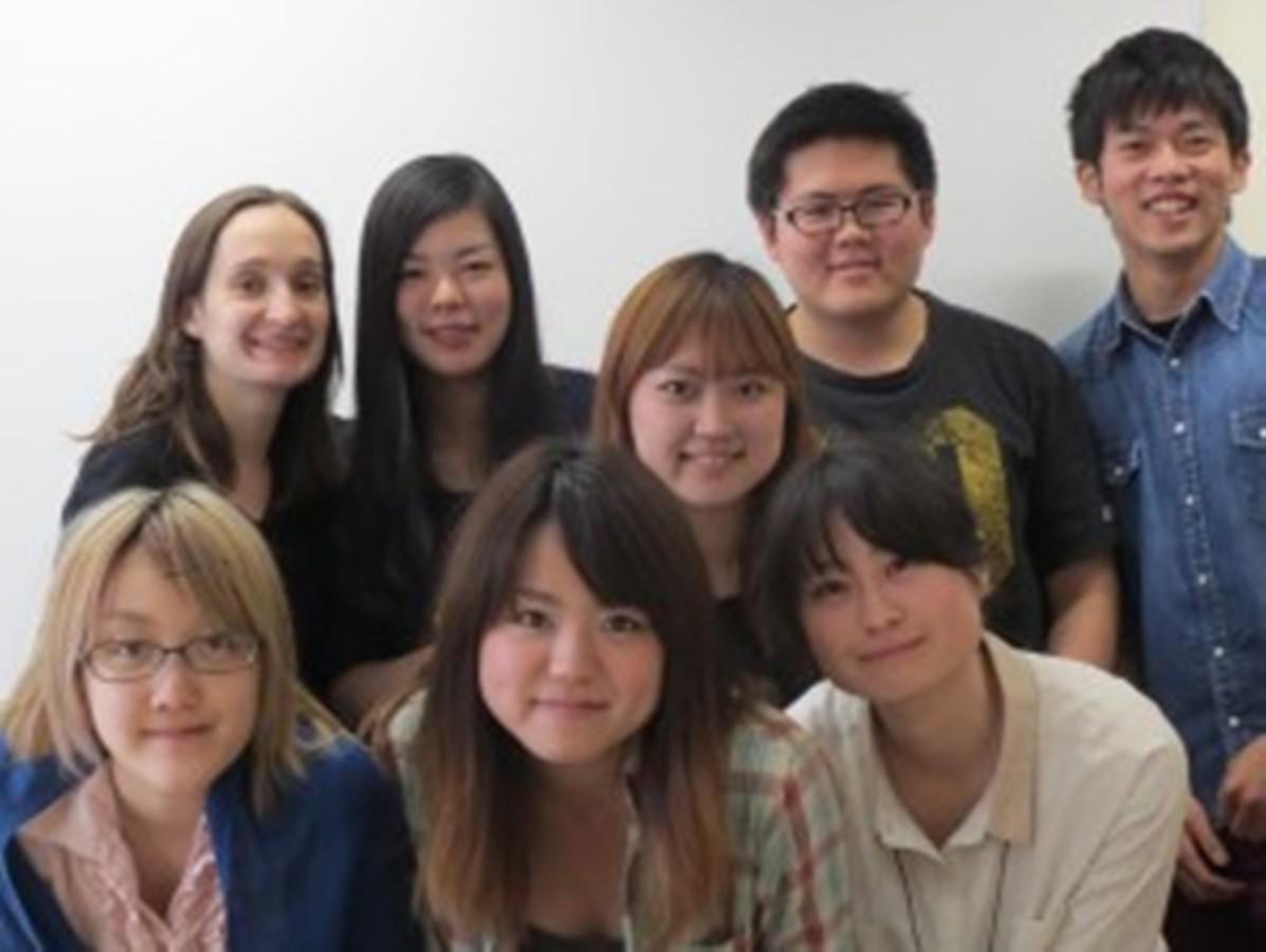 北海道大学の交換留学生