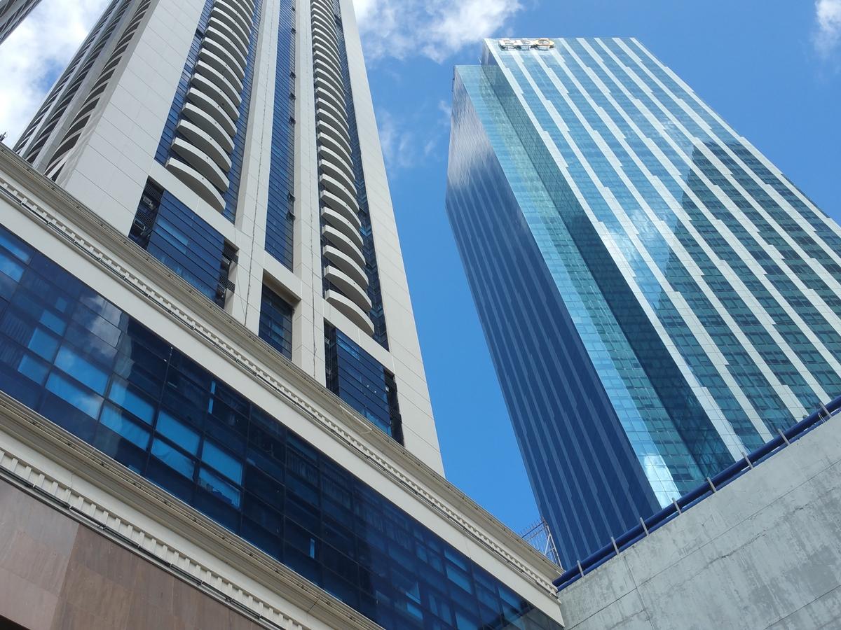 フィリピンの高層ビル