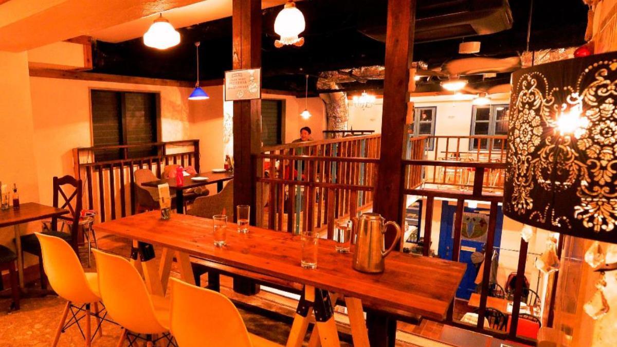 HOSTEL WAQWAQ東京上野浅草の共有スペース