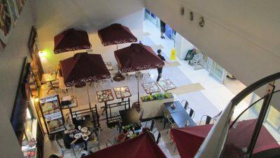 セントルークス第2ロビー2階