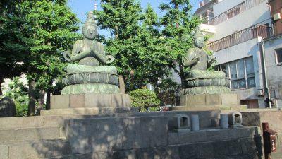 浅草寺の仏像