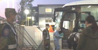 ホテルグランドヒル市ヶ谷までのバス