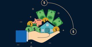 金融資産を管理