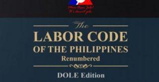 フィリピン労働法典