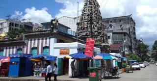 東南アジアの建物外観